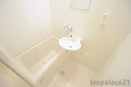 レオパレスプルメリアⅡ[1K/28.02m2]のキッチン