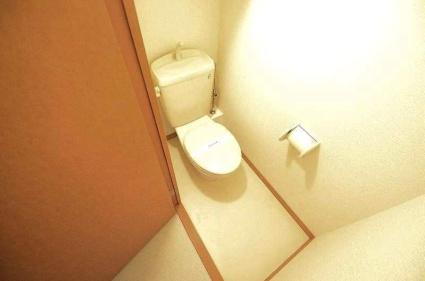 レオパレスプルメリアⅡ[1K/28.02m2]のトイレ