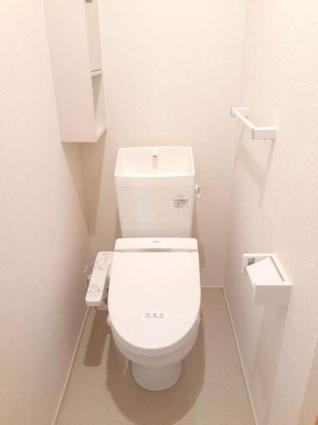 モーデ・グランツ[2DK/50.05m2]のトイレ