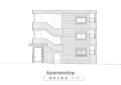 (仮称)川南町マンション[1R/31.98m2]の共用部2