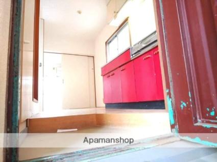 リーノ壱番館[1K/24m2]の玄関