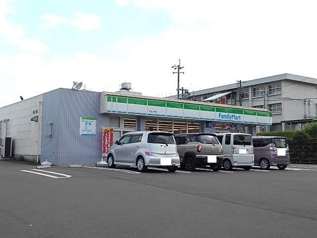 ファミリーマート末吉上町店 450m