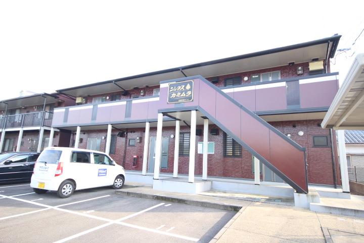 宮崎県北諸県郡三股町、三股駅徒歩15分の築14年 2階建の賃貸アパート