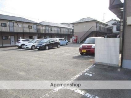 サンシャイン平野Ⅱ 壱[2K/30m2]の駐車場