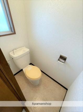 宮崎県宮崎市清武町加納2丁目[1R/32m2]のトイレ