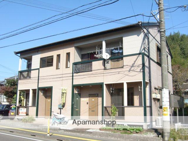 宮崎県宮崎市、宮崎駅徒歩76分の築13年 2階建の賃貸アパート
