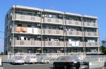 宮崎県宮崎市、日向住吉駅徒歩9分の築12年 4階建の賃貸マンション