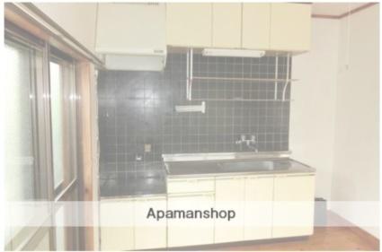 ウッドハウス[2LDK/61.37m2]のキッチン