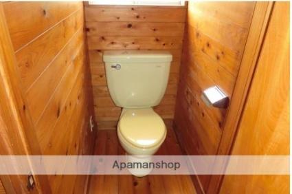 ウッドハウス[2LDK/61.37m2]のトイレ