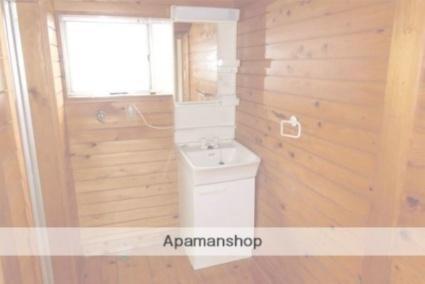 ウッドハウス[2LDK/61.37m2]の洗面所