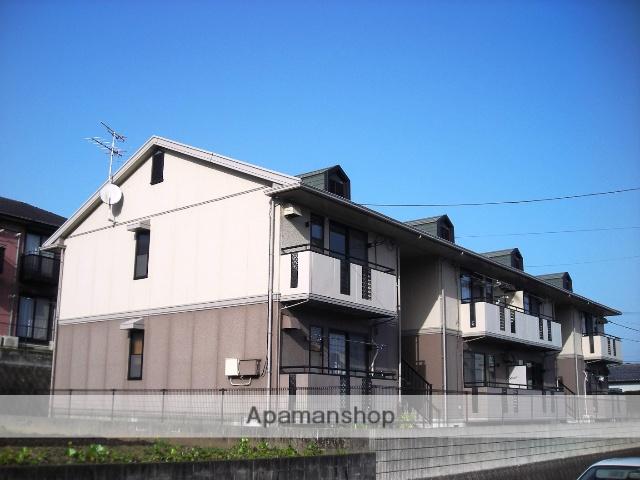 宮崎県宮崎市、木花駅徒歩25分の築21年 2階建の賃貸アパート
