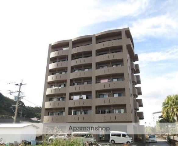 宮崎県宮崎市、青島駅徒歩5分の築12年 7階建の賃貸マンション
