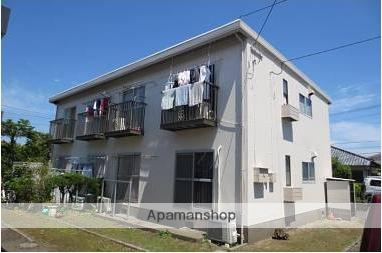 宮崎県宮崎市、宮崎駅徒歩30分の築29年 2階建の賃貸アパート