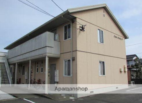 宮崎県宮崎市、佐土原駅徒歩19分の築10年 2階建の賃貸アパート