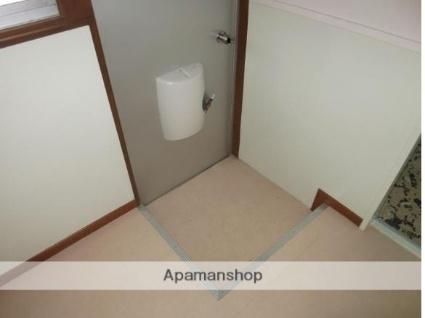 第1田島アパート[2K/37.26m2]の玄関