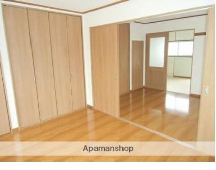 第1田島アパート[2K/37.26m2]のリビング・居間