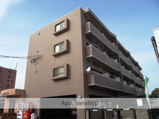 宮崎県宮崎市、宮崎神宮駅徒歩8分の築10年 4階建の賃貸マンション