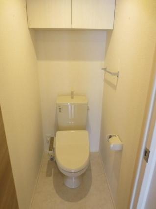 宮崎県宮崎市源藤町南田[2LDK/50.91m2]のトイレ
