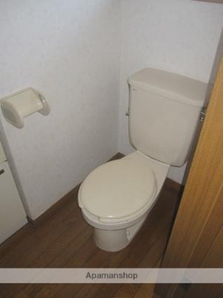 ガーデンプラザ[1R/18.33m2]のトイレ
