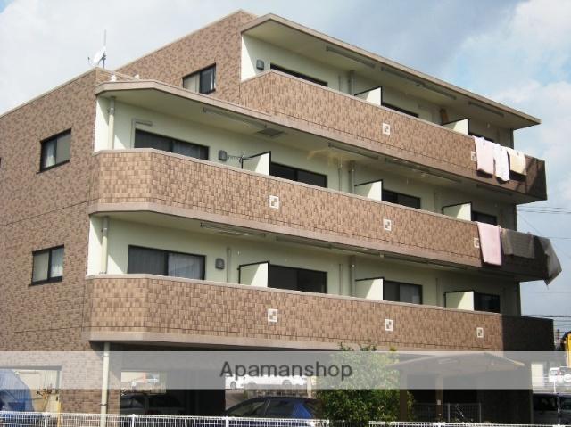 宮崎県宮崎市の築12年 4階建の賃貸マンション