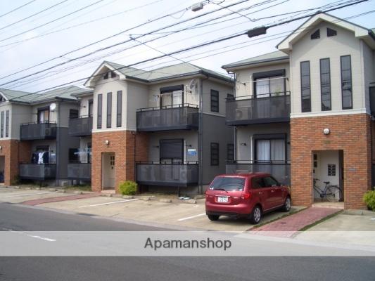 宮崎県宮崎市、加納駅徒歩19分の築18年 2階建の賃貸アパート