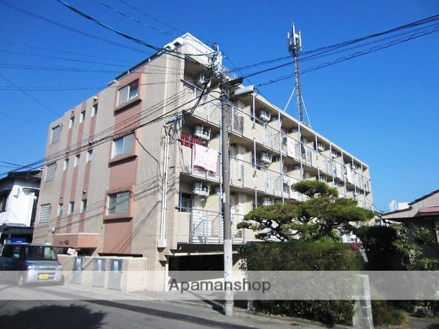 宮崎県宮崎市、宮崎神宮駅徒歩15分の築26年 4階建の賃貸マンション