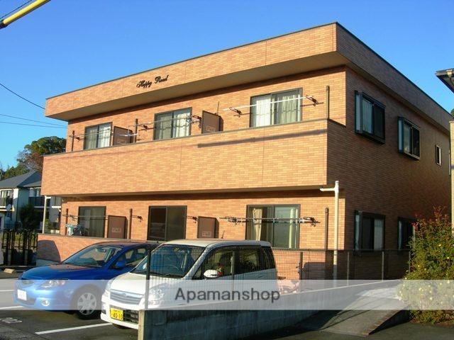 宮崎県宮崎市、南宮崎駅徒歩45分の築13年 2階建の賃貸アパート