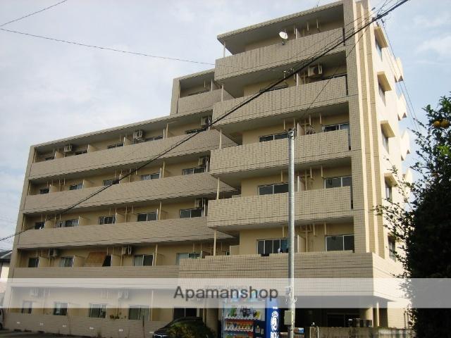 宮崎県宮崎市、宮崎神宮駅徒歩28分の築25年 6階建の賃貸マンション