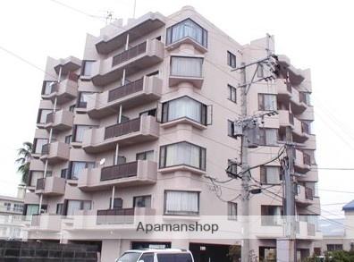 宮崎県宮崎市、宮崎駅徒歩33分の築25年 6階建の賃貸マンション