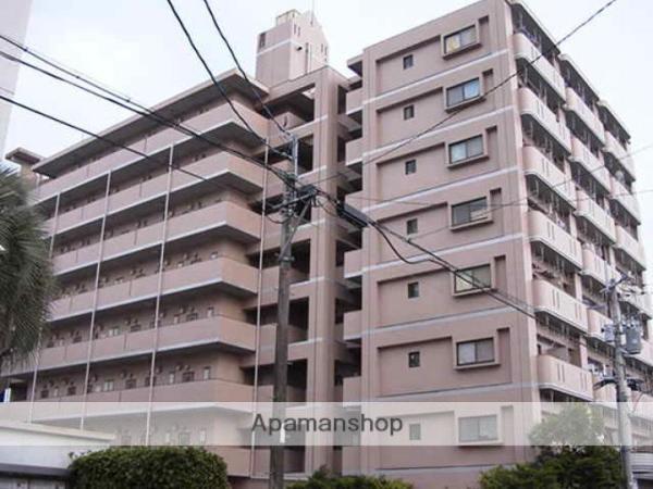 宮崎県宮崎市の築26年 8階建の賃貸マンション