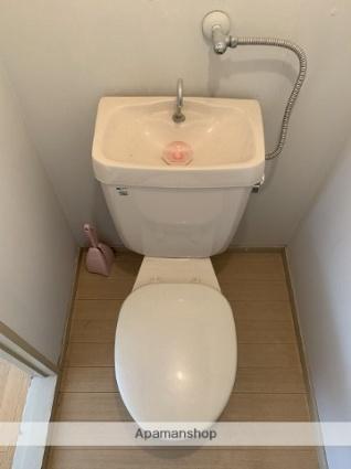 月見台コーポ[2DK/35m2]のトイレ