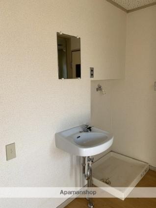 月見台コーポ[2DK/35m2]の洗面所