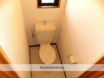 宮崎県宮崎市清武町加納1丁目[1LDK/38.88m2]のトイレ