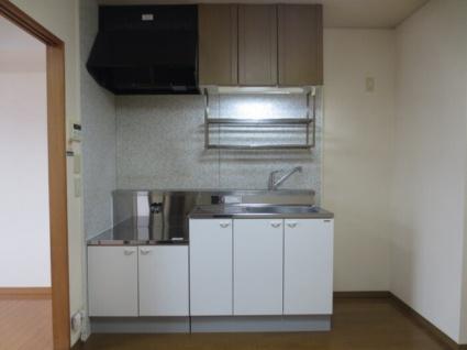 宮崎県宮崎市大字本郷北方[2LDK/53.68m2]のキッチン