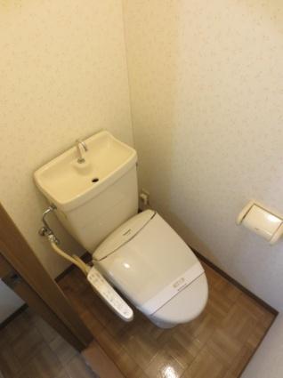 宮崎県宮崎市大字本郷北方[2LDK/53.68m2]のトイレ