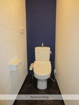 Amor Lusso(アムール ルッソ)[1R/43.2m2]のトイレ