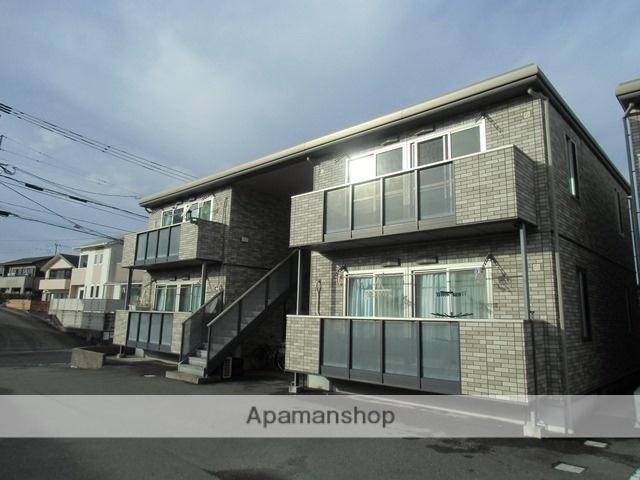 宮崎県宮崎市、南方駅徒歩13分の築12年 2階建の賃貸アパート