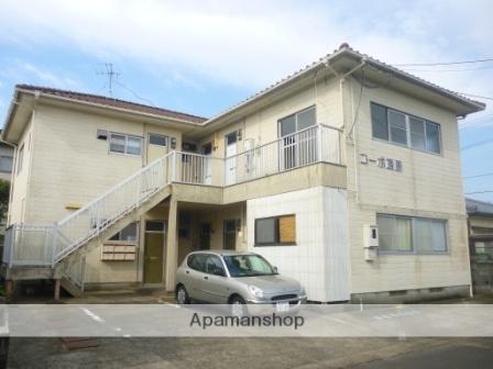 宮崎県東諸県郡国富町の築31年 2階建の賃貸アパート
