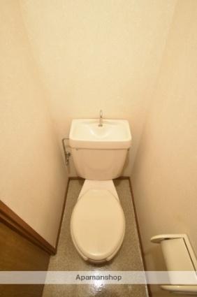 SI福島[1R/26m2]のトイレ