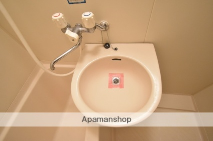 SI福島[1R/26m2]の洗面所
