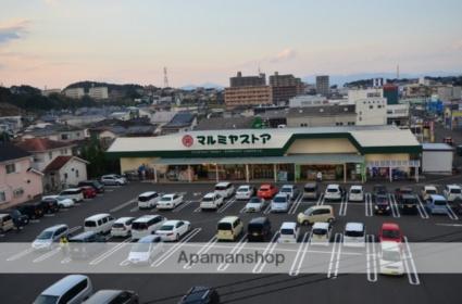SI福島[1R/26m2]の周辺3