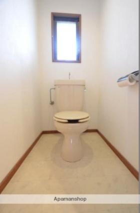 ニューフォンティーヌ[2DK/40m2]のトイレ