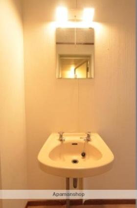 ニューフォンティーヌ[2DK/40m2]の洗面所