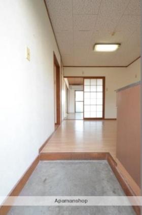 ニューフォンティーヌ[2DK/40m2]の玄関