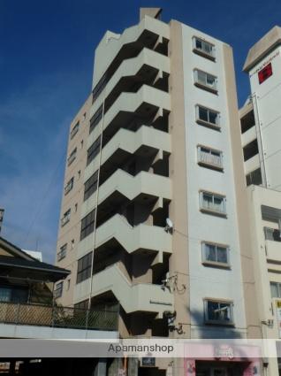 鹿児島県鹿児島市、新屋敷駅徒歩9分の築36年 8階建の賃貸マンション