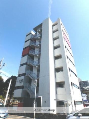 鹿児島県鹿児島市、新屋敷駅徒歩4分の築5年 8階建の賃貸マンション