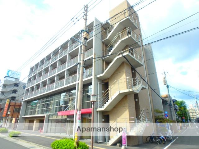 鹿児島県鹿児島市、都通駅徒歩5分の築16年 5階建の賃貸マンション