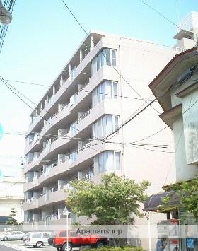 鹿児島県鹿児島市、武之橋駅徒歩6分の築20年 6階建の賃貸マンション