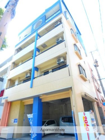 鹿児島県鹿児島市、荒田八幡駅徒歩9分の築11年 5階建の賃貸マンション