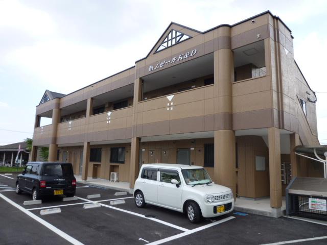 鹿児島県鹿児島市、慈眼寺駅徒歩20分の築6年 2階建の賃貸マンション
